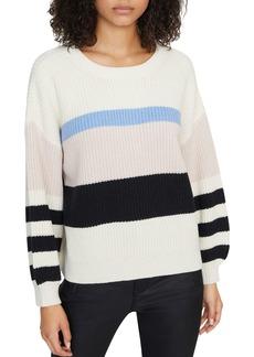 Sanctuary Playful Striped Sweater