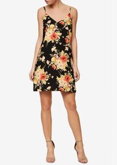 Sanctuary Printed Mini Slip Dress
