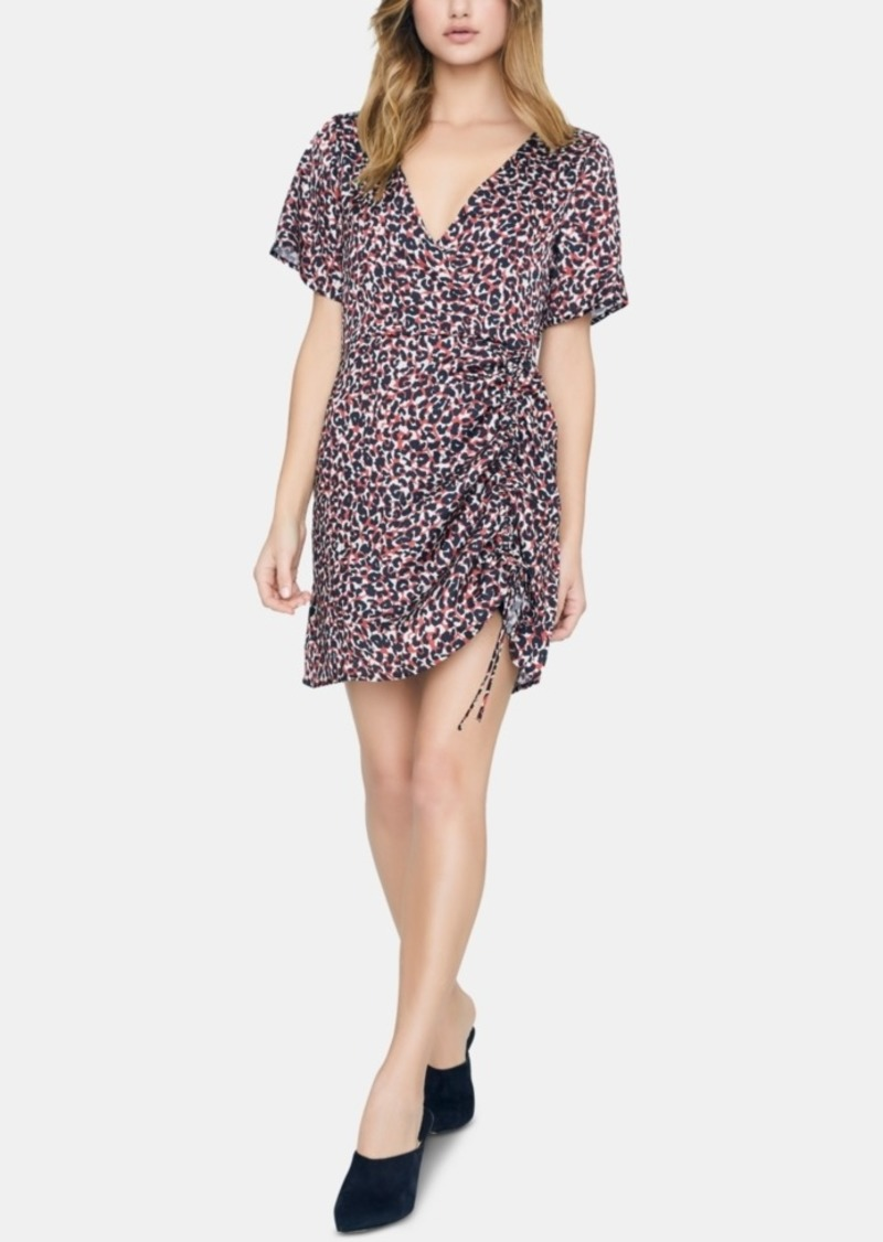 Sanctuary Wild One Cinch Ruched Dress