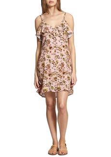 Sanctuary Rafaella Floral Print Dress (Regular & Petite)