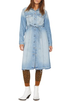 Sanctuary Ramsey Denim Duster (Adrienne Wash) (Regular & Petite)