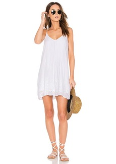 Sanctuary Reese Dress in White. - size L (also in M,S,XS)
