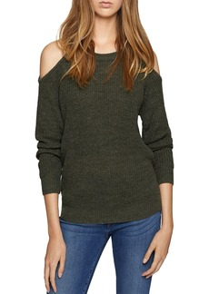 Sanctuary Riley Cold-Shoulder Sweater