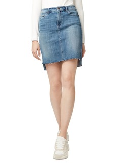 Sanctuary Rio Vista Step-Hem Denim Skirt