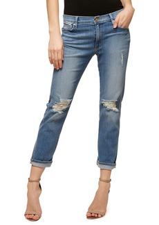 Sanctuary Ripped Slim Boyfriend Jeans (Andie)