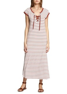 Sanctuary Riviera Striped Midi Dress