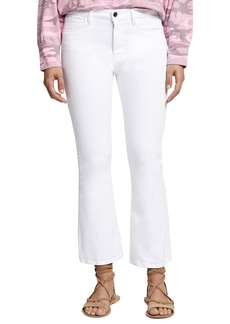 Sanctuary Robbie Cropped Flare Jeans