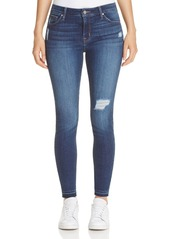 Sanctuary Robbie High Release Distressed Skinny Jeans in Daybreak