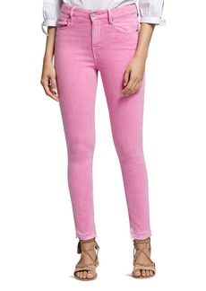 Sanctuary Robbie High-Rise Skinny Jeans in Washed Wild Cherry