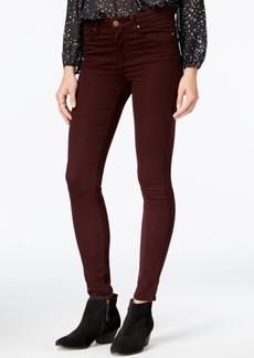 Sanctuary Robbie High-Waist Colored Wash Skinny Jeans