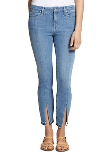 Sanctuary Robbie Split-Hem Jeans in Harley Wash
