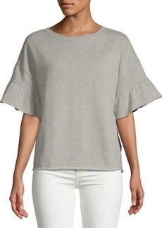 Sanctuary Ruffle Bell Sleeve T-Shirt