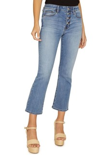 Sanctuary Sahara Button Fly Cropped Jeans