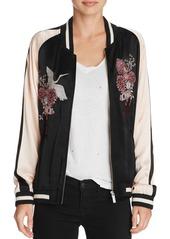 Sanctuary Sakura Blossom Bomber Jacket