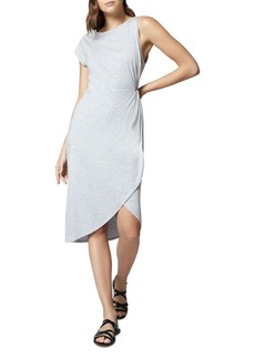 Sanctuary Salma Asymmetric Midi Dress