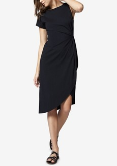 Sanctuary Salma Asymmetrical One-Sleeve Dress