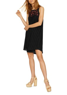 Sanctuary Santa Fe Sleeveless Embroidered Shift Dress