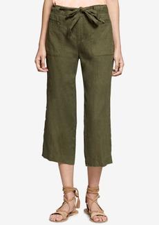 Sanctuary Sasha Cotton Cropped Cargo Pants