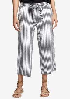 Sanctuary Sasha Linen Cropped Pants