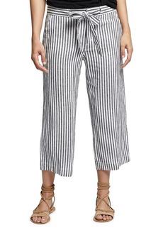 Sanctuary Sasha Stripe Cropped Pants