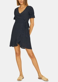 Sanctuary Sassy Printed Wrap Dress