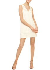 Sanctuary Scarlett Eyelet Embroidered A-Line Dress