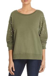 Sanctuary Seraphina Embellished Sweatshirt - 100% Exclusive