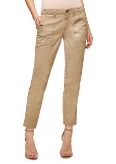 Sanctuary Sergent Crop Straight Leg Pants (Regular & Petite)
