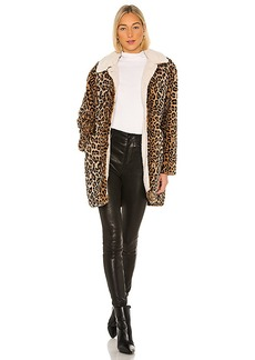 Sanctuary Sierra Faux Fur Coat