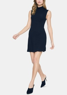 Sanctuary Sleeveless Mock-Neck Dress