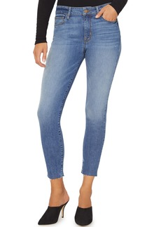Sanctuary Social Glamour Raw Edge Ankle Jeans (Arrowhead)