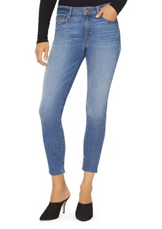 Sanctuary Social Glamour Skinny Ankle Jeans in Arrowhead Blue