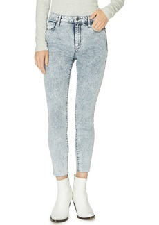 Sanctuary Social High Rise Skinny Jeans (Acid Out)