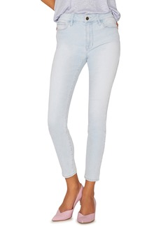 Sanctuary Social Standard Ankle Skinny Jeans (Glassell Blue)