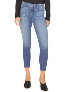 Sanctuary Social Standard Ankle Skinny Jeans (District Blue)
