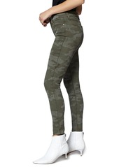 Sanctuary Social Standard Ankle Skinny Jeans (Prosperity Camo)