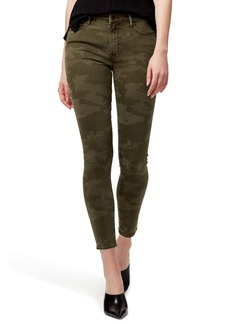 Sanctuary Social Standard Camo High Waist Ankle Skinny Pants (Prosperity Camo)