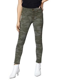 Sanctuary Social Standard Skinny Ankle Jeans in Prosperity Camo