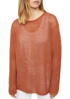 Sanctuary Soledad Open-Knit Sweater