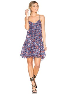 Sanctuary Spring Fling Dress in Blue. - size M (also in XS,S)
