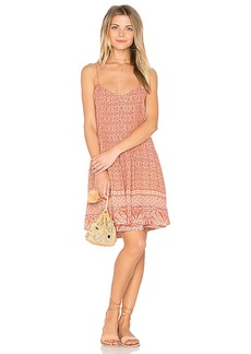 Sanctuary Spring Fling Dress in Coral. - size L (also in M,S,XS)