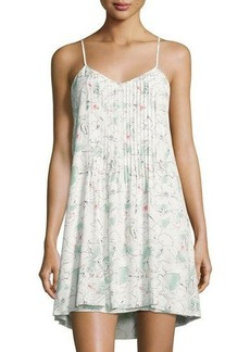 Sanctuary Spring Fling Floral-Print Shift Dress