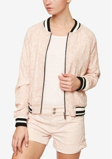 Sanctuary Sprout Printed Bomber Jacket