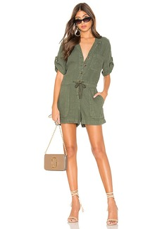 Sanctuary Squad Leader Surplus Romper