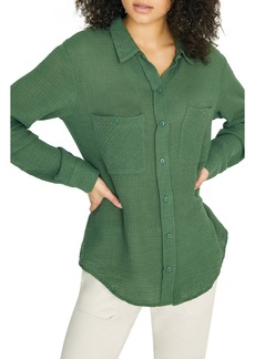 Sanctuary Steady Boyfriend Roll Tab Shirt (Regular & Petite)
