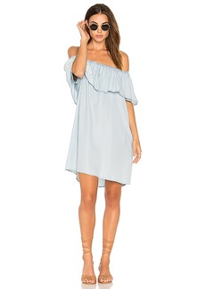 Sanctuary Stella Dress in Blue. - size L (also in M,S,XS)