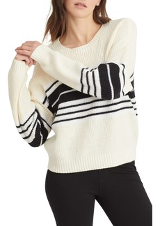 Sanctuary Stripe Pullover