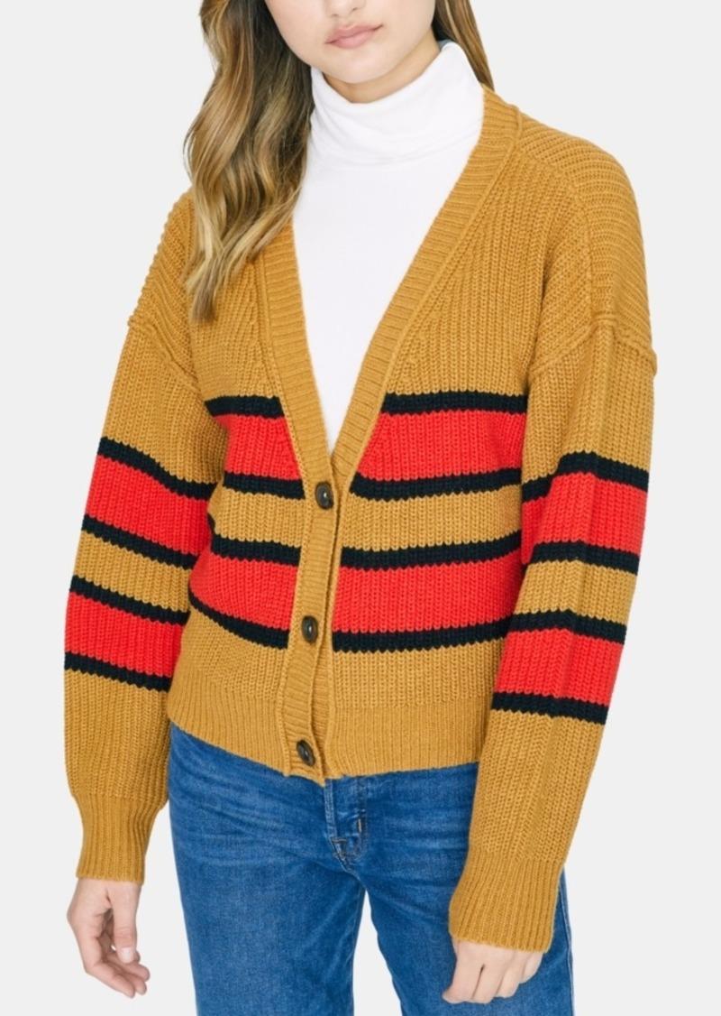 Sanctuary Striped Knit Cardigan