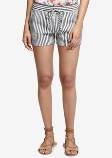 Sanctuary Striped Linen Shorts