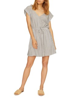 Sanctuary Striped V-Neck Dress
